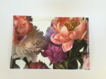 Peony large pocket folder